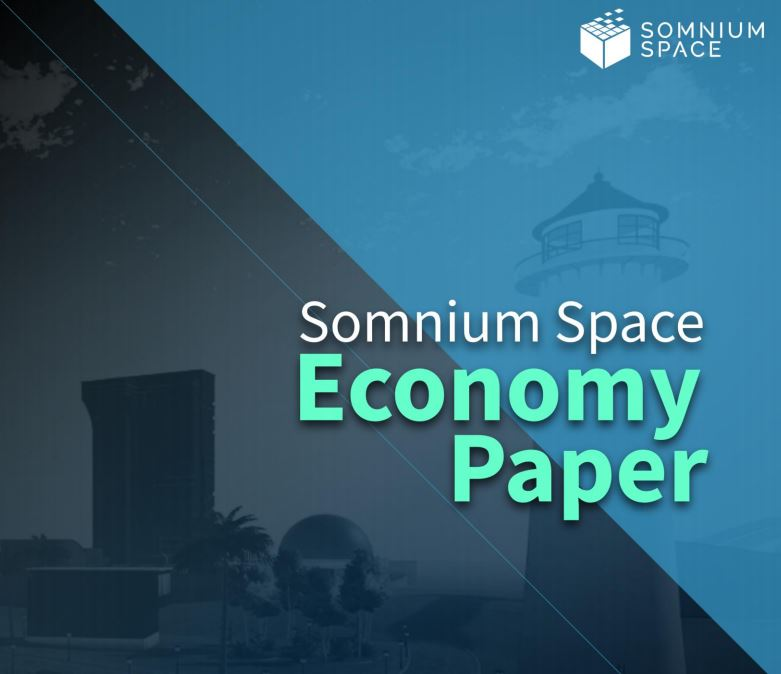 Somnium Space Economy Paper