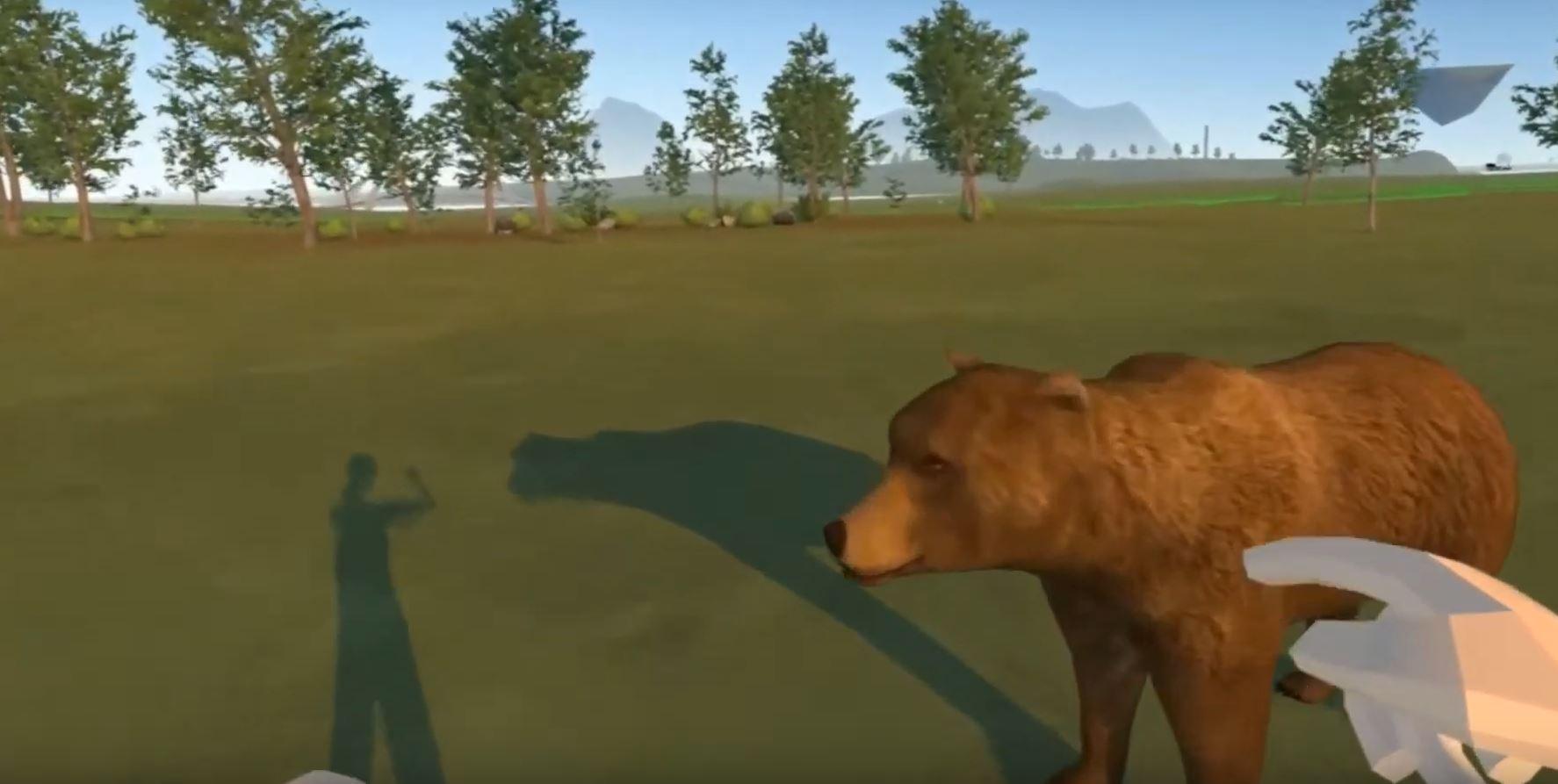 Bear in Somnium Space